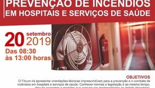 2º Fórum AHESP Hospitais & Saúde - Prevenção de Incêndios em Hospitais e Serviços de Saúde