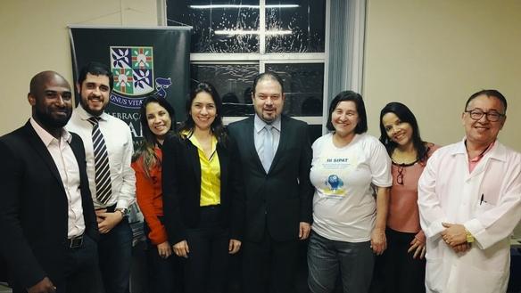 Secretário de Atenção à Saúde/Ministério da Saúde visita a Maternidade Climério de Oliveira