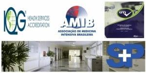 Equipe de UTI Hospital São Paulo, Unifesp recebeu Certificação por Distinção AMIB IQG