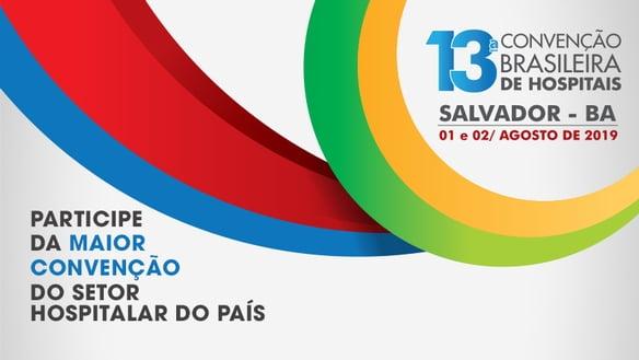 13ª Convenção Brasileira de Hospitais