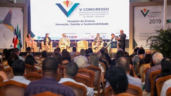 V Congresso da Abrahue: baixe o conteúdo das palestras