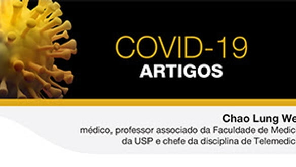 Artigo Covid-19 - Telemedicina: cuidado aos pacientes e proteção para os profissionais da saúde